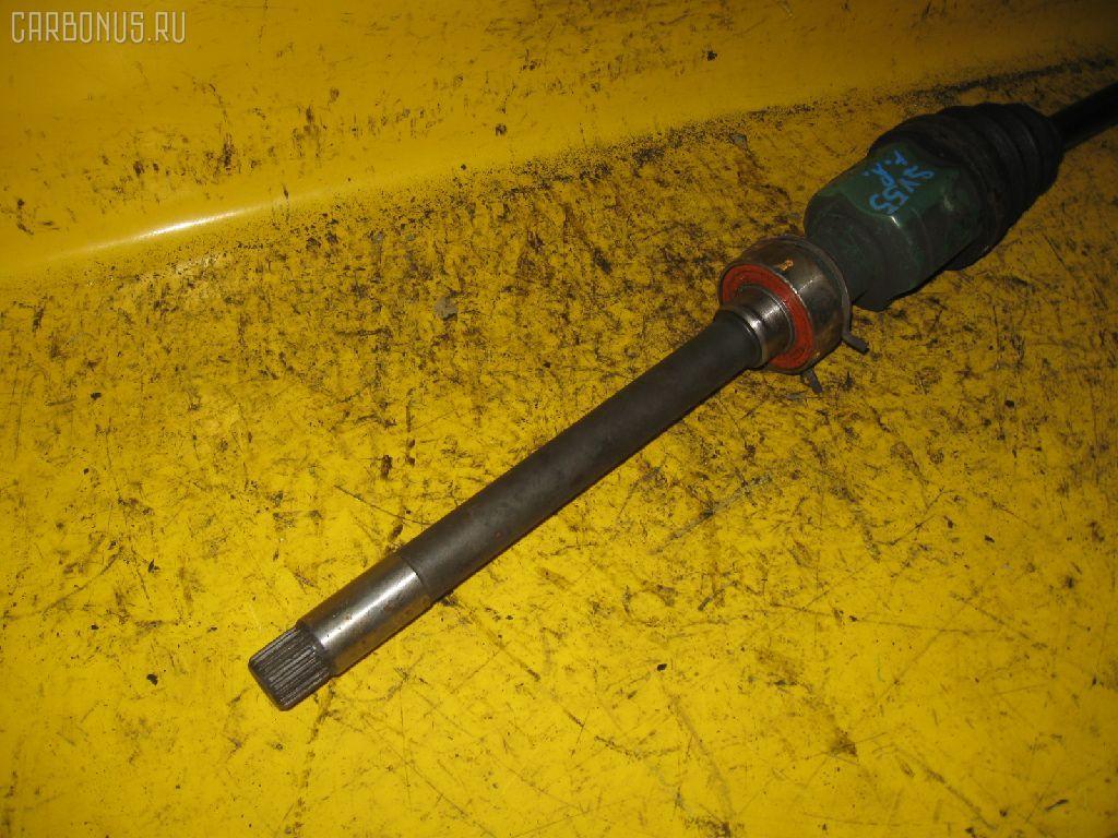 Привод TOYOTA VISTA SV55 3S-FE. Фото 6