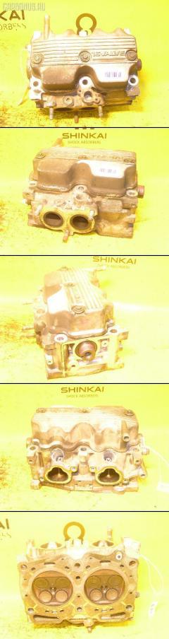 Головка блока цилиндров SUBARU IMPREZA WAGON GF3 EJ16E Фото 1