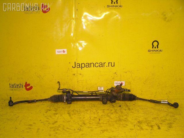 Рулевая рейка TOYOTA AT211 7A-FE. Фото 5