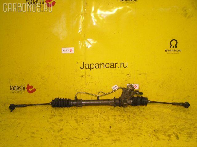 Рулевая рейка NISSAN SUNNY FB14 GA15DE. Фото 6