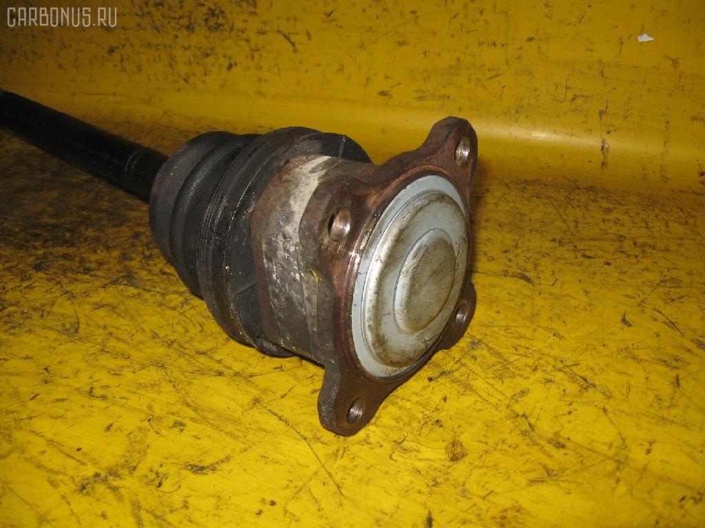 Привод TOYOTA SPRINTER CARIB AE115G 7A-FE. Фото 4