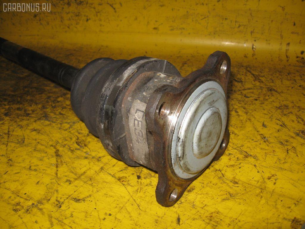 Привод TOYOTA SPRINTER CARIB AE115G 7A-FE. Фото 7