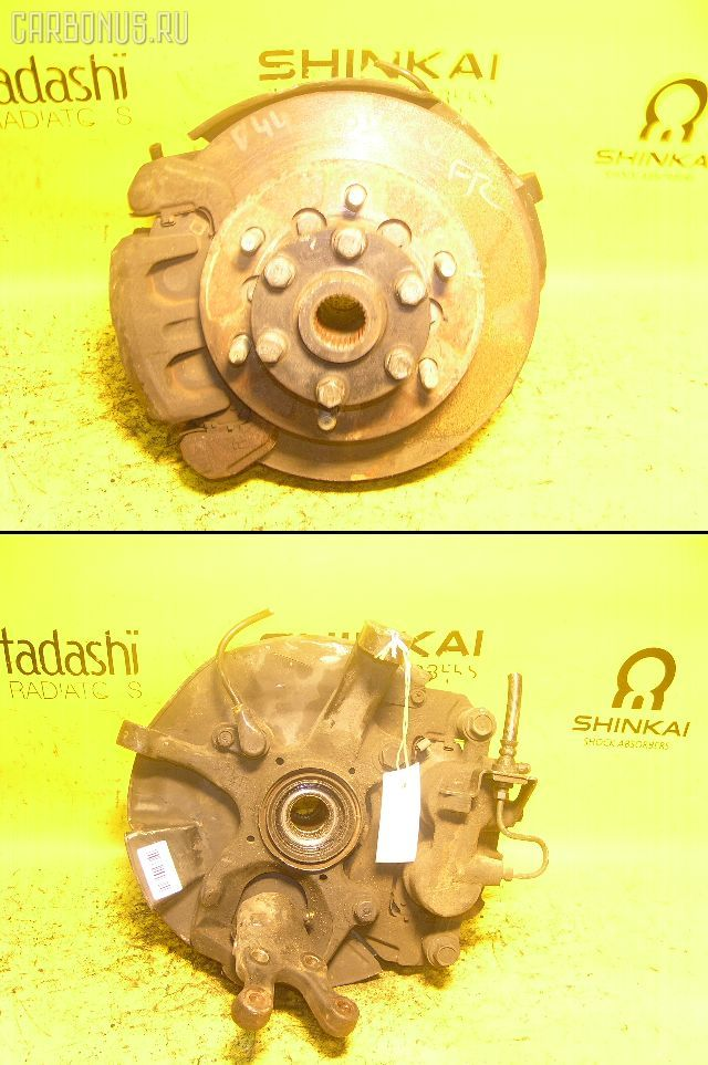 Ступица MITSUBISHI PAJERO V44W 4D56T. Фото 4