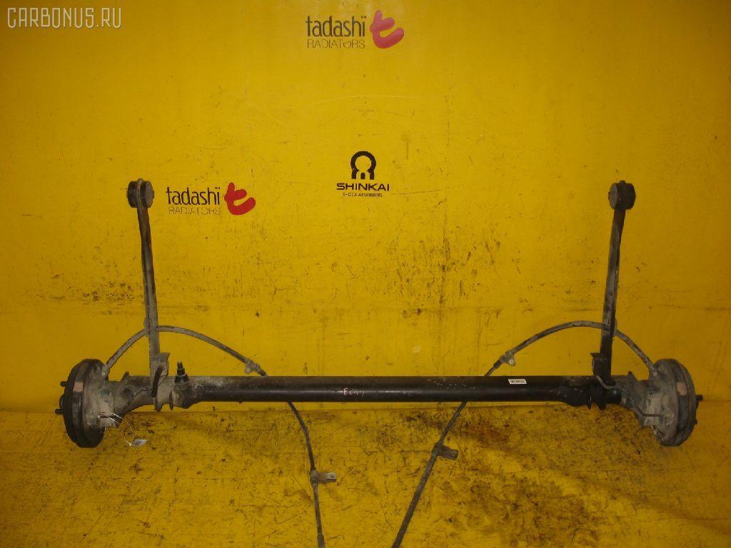 Балка подвески TOYOTA COROLLA II EL41 4E-FE. Фото 5