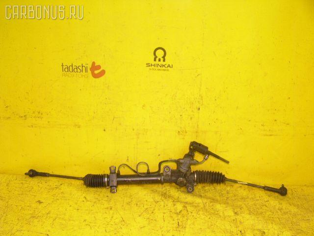 Рулевая рейка TOYOTA SV41 3S-FE. Фото 8