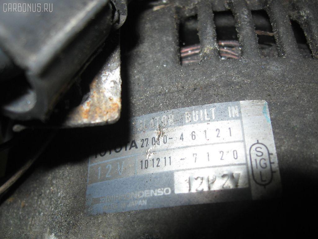 Генератор TOYOTA JZX90 1JZ-GE. Фото 2