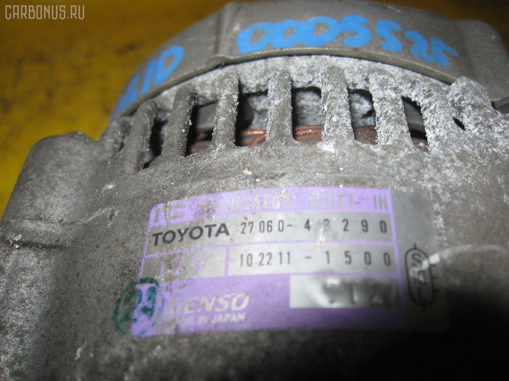 Генератор TOYOTA PROGRES JCG10 1JZ-GE. Фото 5