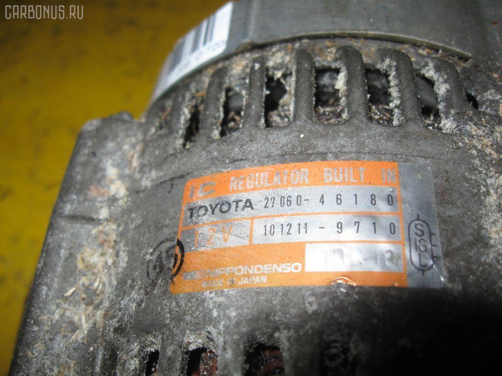 Генератор TOYOTA JZX100 1JZ-GE. Фото 3