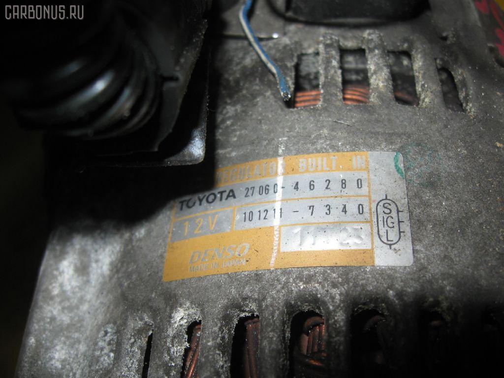 Генератор TOYOTA PROGRES JCG10 1JZ-FSE. Фото 1