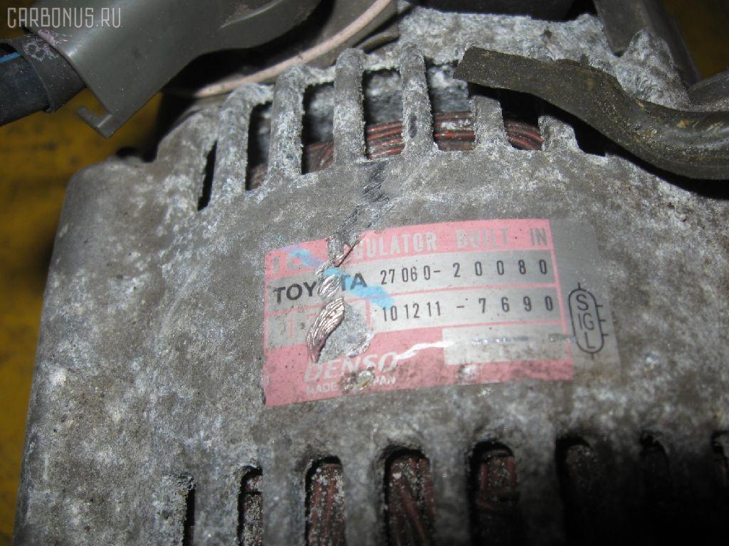 Генератор TOYOTA CAMRY GRACIA WAGON MCV25W 2MZ-FE. Фото 2