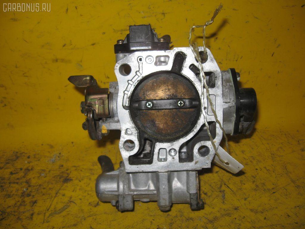 Дроссельная заслонка HONDA ORTHIA EL3 B20B. Фото 5