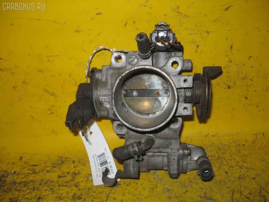 Дроссельная заслонка HONDA CR-V RD1 B20B. Фото 11