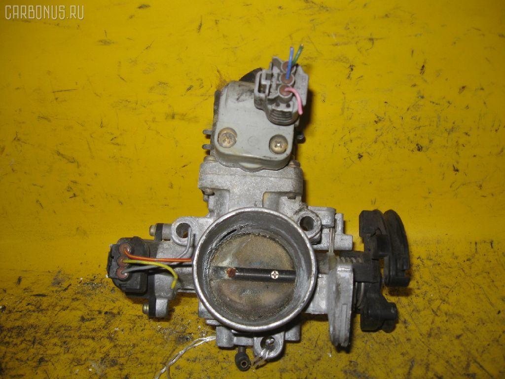 Дроссельная заслонка TOYOTA SV40 4S-FE. Фото 6