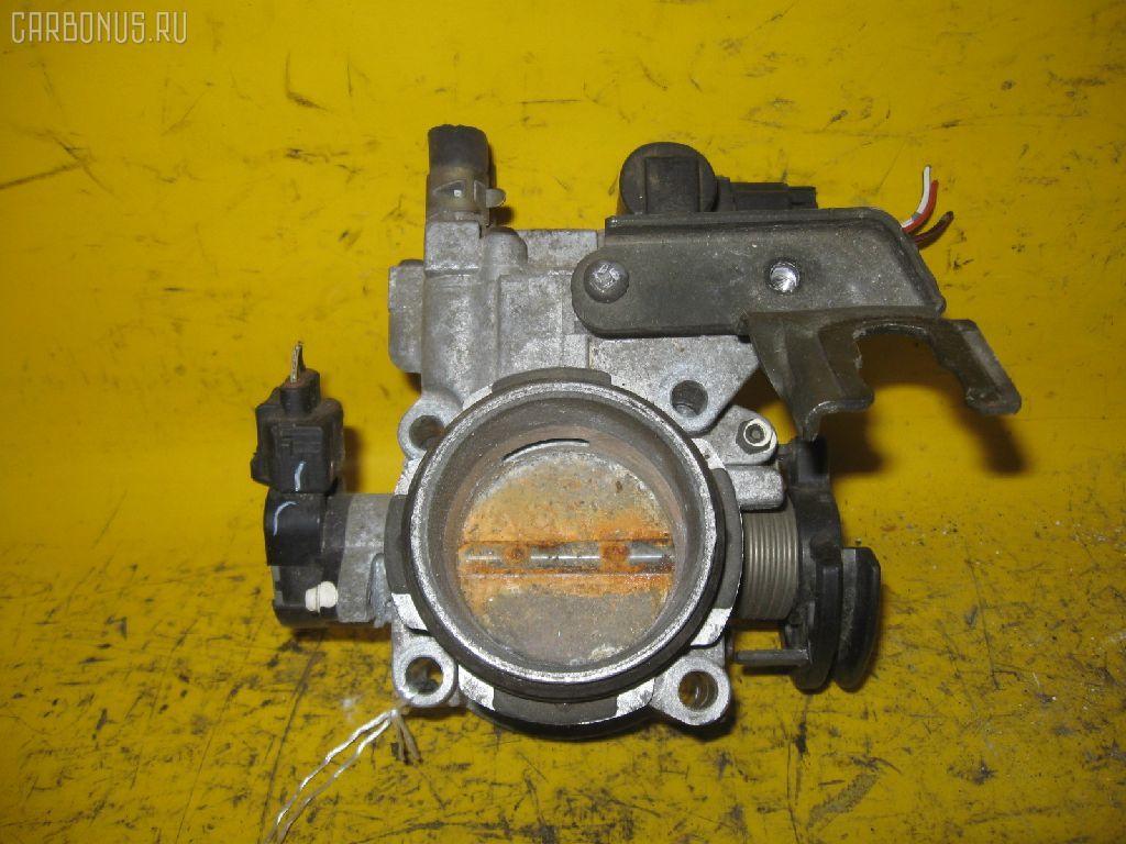 Дроссельная заслонка TOYOTA GX100 1G-FE. Фото 7