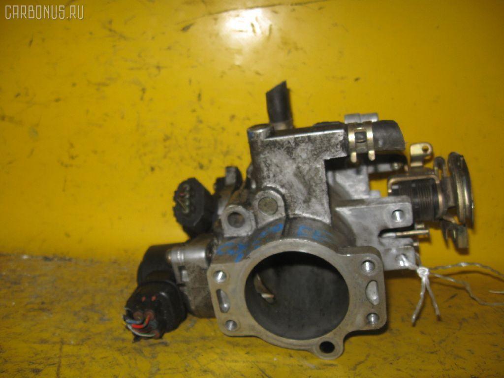 Дроссельная заслонка TOYOTA GX100 1G-FE. Фото 10