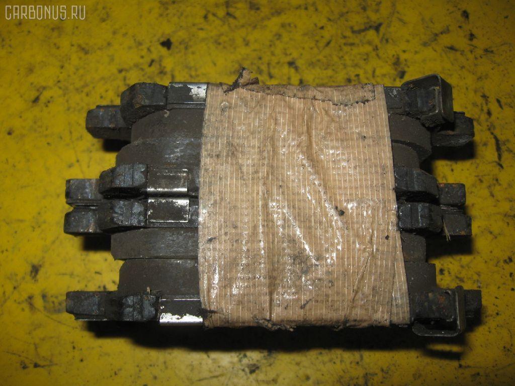 Тормозные колодки TOYOTA WINDOM MCV21 2MZ-FE. Фото 3