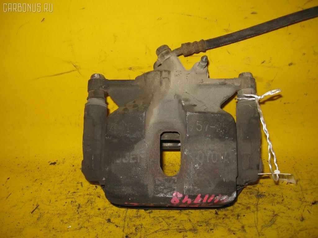 Суппорт TOYOTA AT211 7A-FE. Фото 2