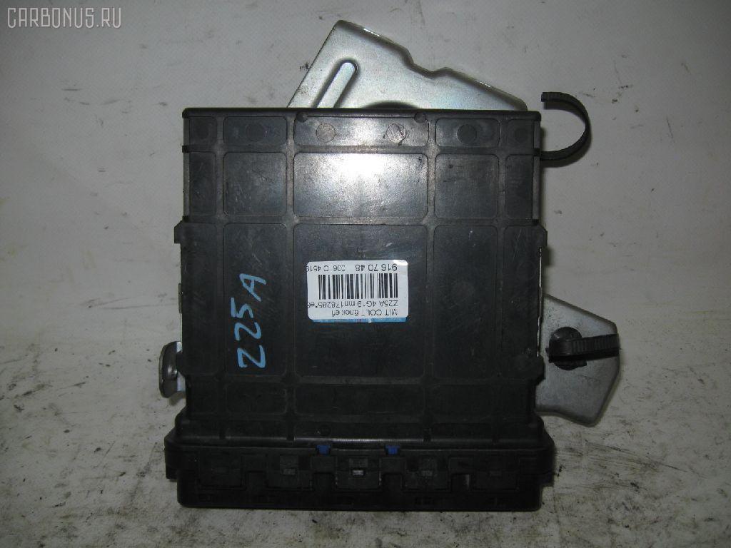 Блок EFI MITSUBISHI COLT Z25A 4G19. Фото 9