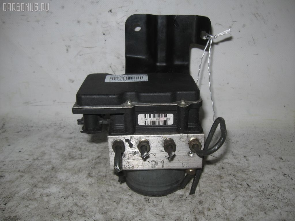 Блок ABS MITSUBISHI COLT Z25A 4G19. Фото 1