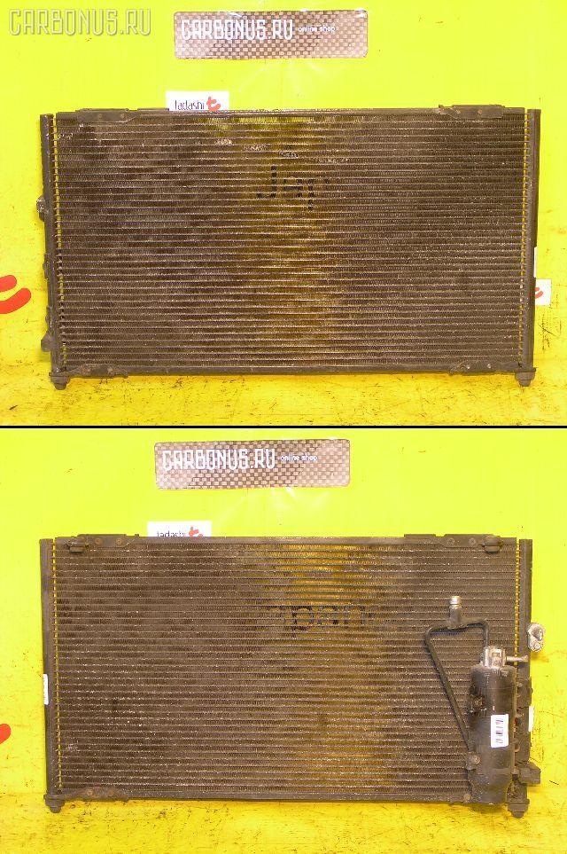 Радиатор кондиционера TOYOTA MARK II GX100 1G-FE. Фото 10