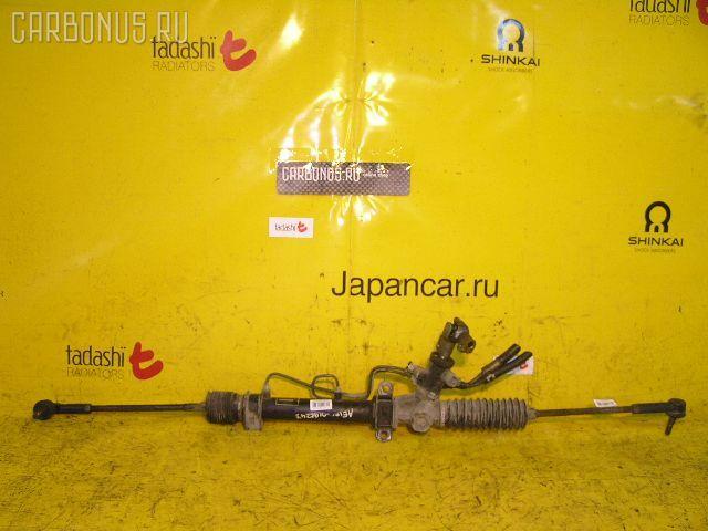 Рулевая рейка TOYOTA AE101 4A-FE. Фото 5