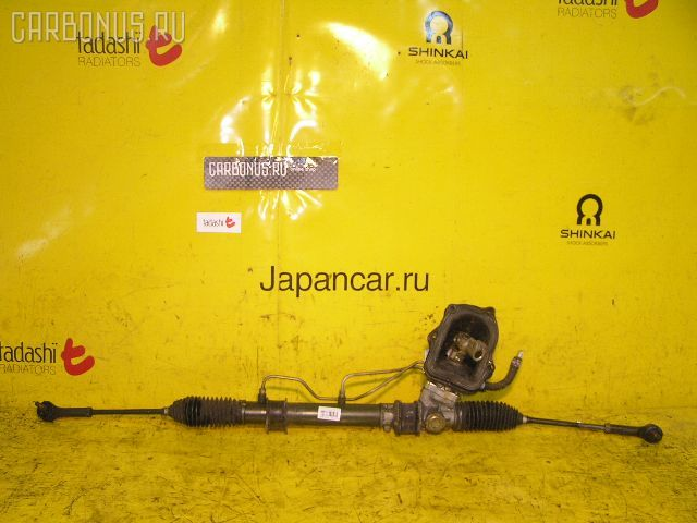Рулевая рейка NISSAN CUBE ANZ10 CGA3DE. Фото 9
