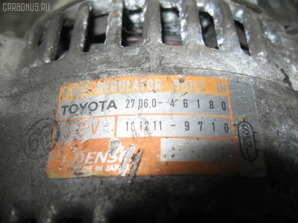 Генератор TOYOTA JZX100 1JZ-GE. Фото 9