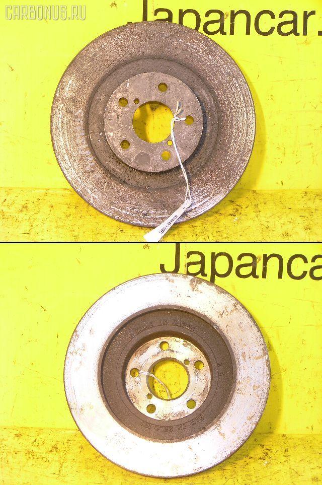 Тормозной диск SUBARU FORESTER SF5. Фото 8