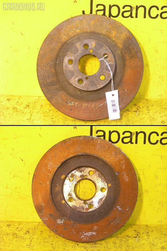Тормозной диск SUBARU FORESTER SF5. Фото 9