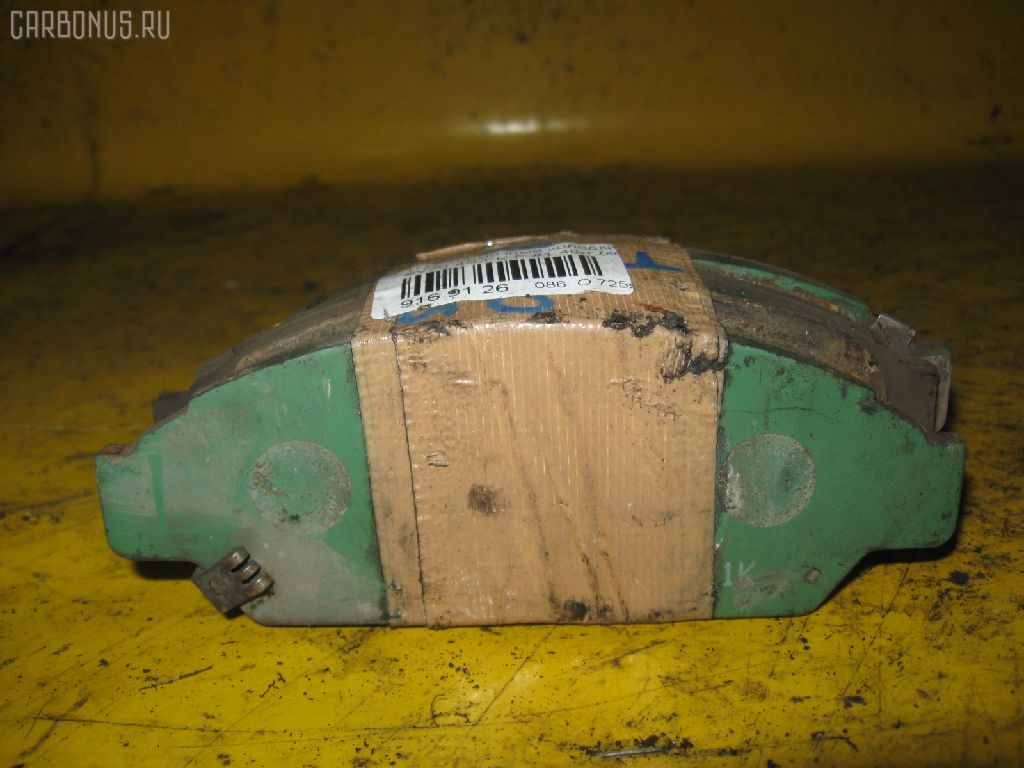 Тормозные колодки TOYOTA SV32 3S-FE. Фото 5