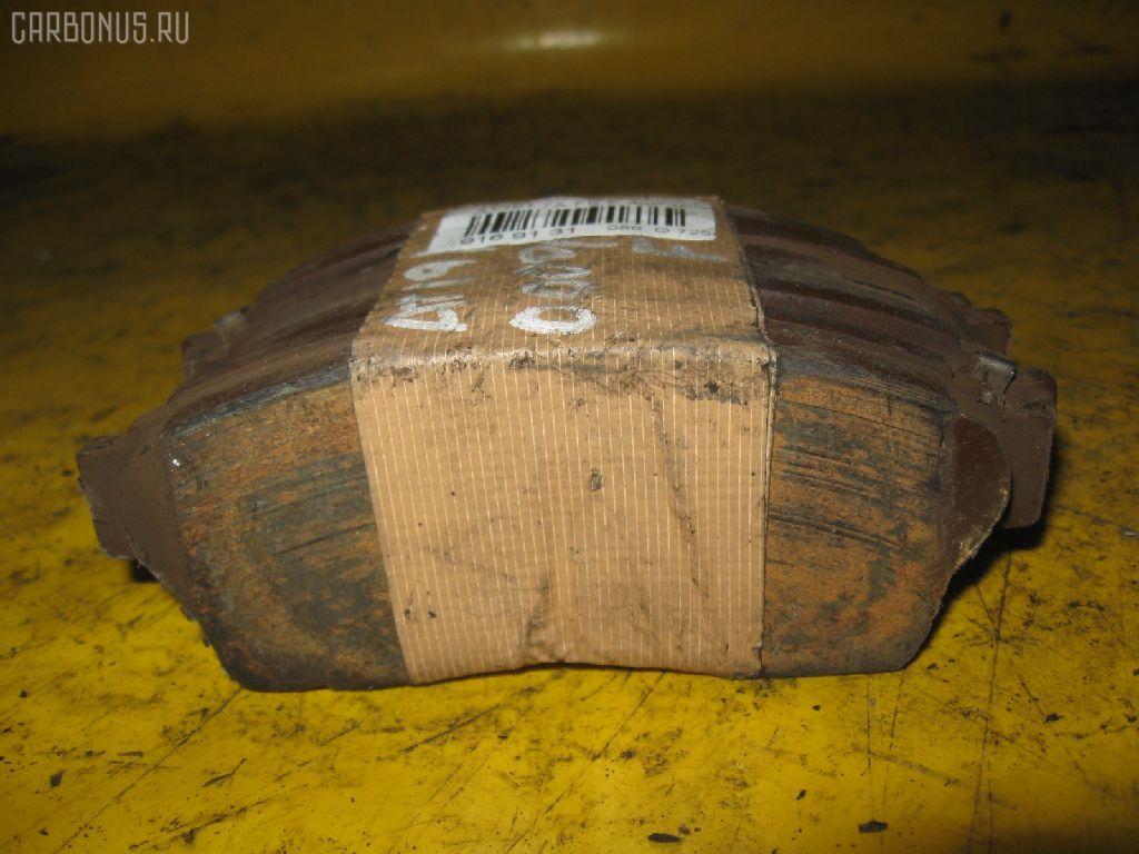 Тормозные колодки TOYOTA CARINA AT191 7A-FE. Фото 2