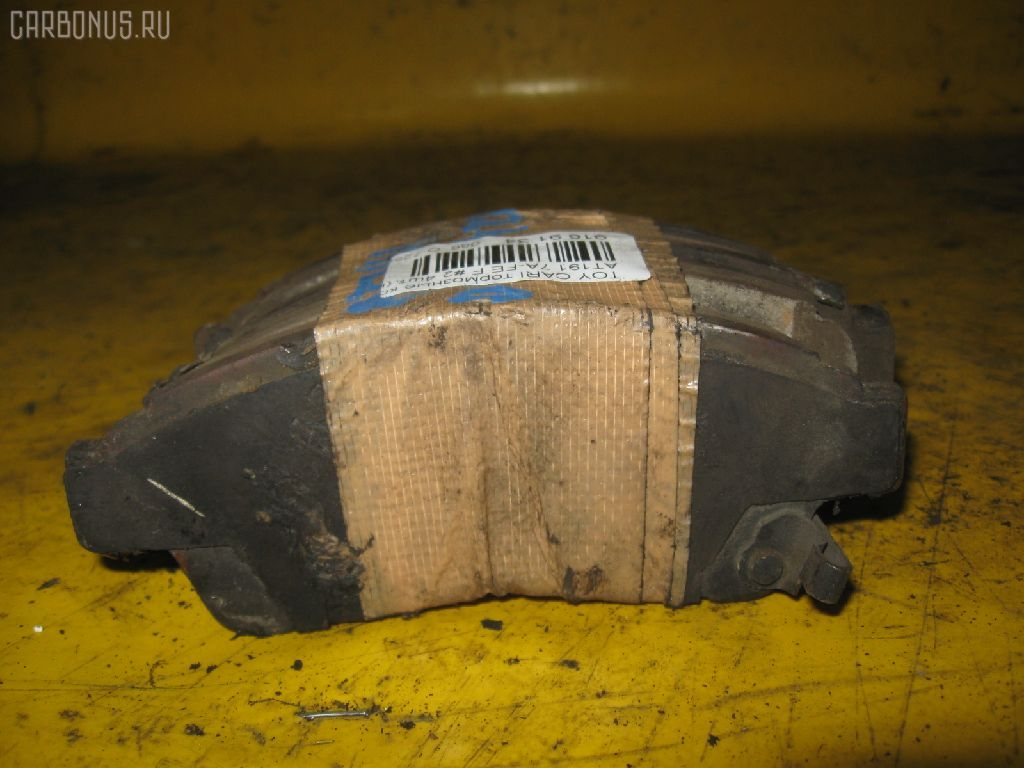 Тормозные колодки TOYOTA CARINA AT191 7A-FE. Фото 3