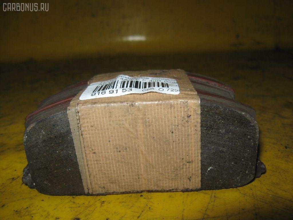 Тормозные колодки TOYOTA AE111 4A-FE. Фото 1