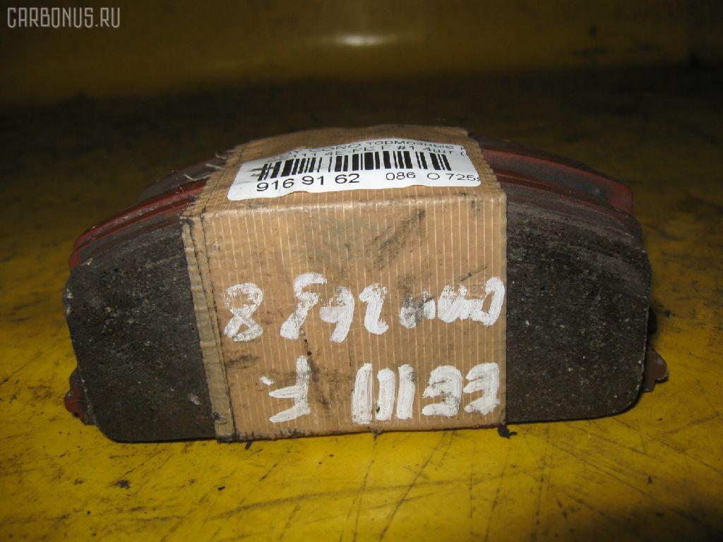 Тормозные колодки TOYOTA COROLLA EE111 4E-FE. Фото 2