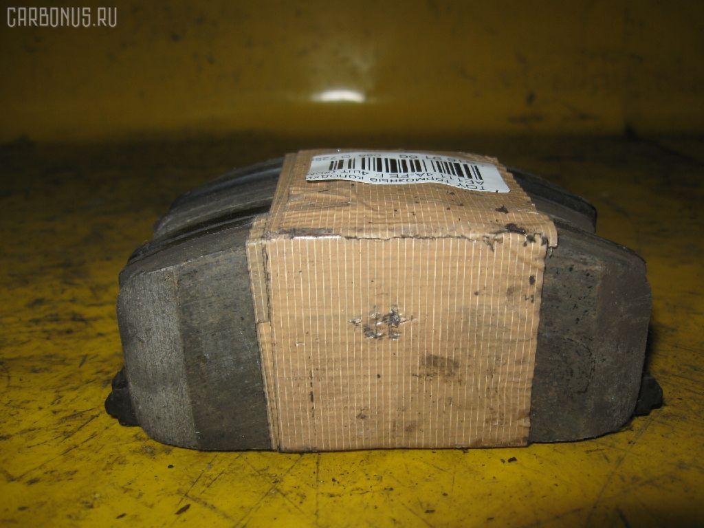 Тормозные колодки TOYOTA AE111 4A-FE. Фото 4