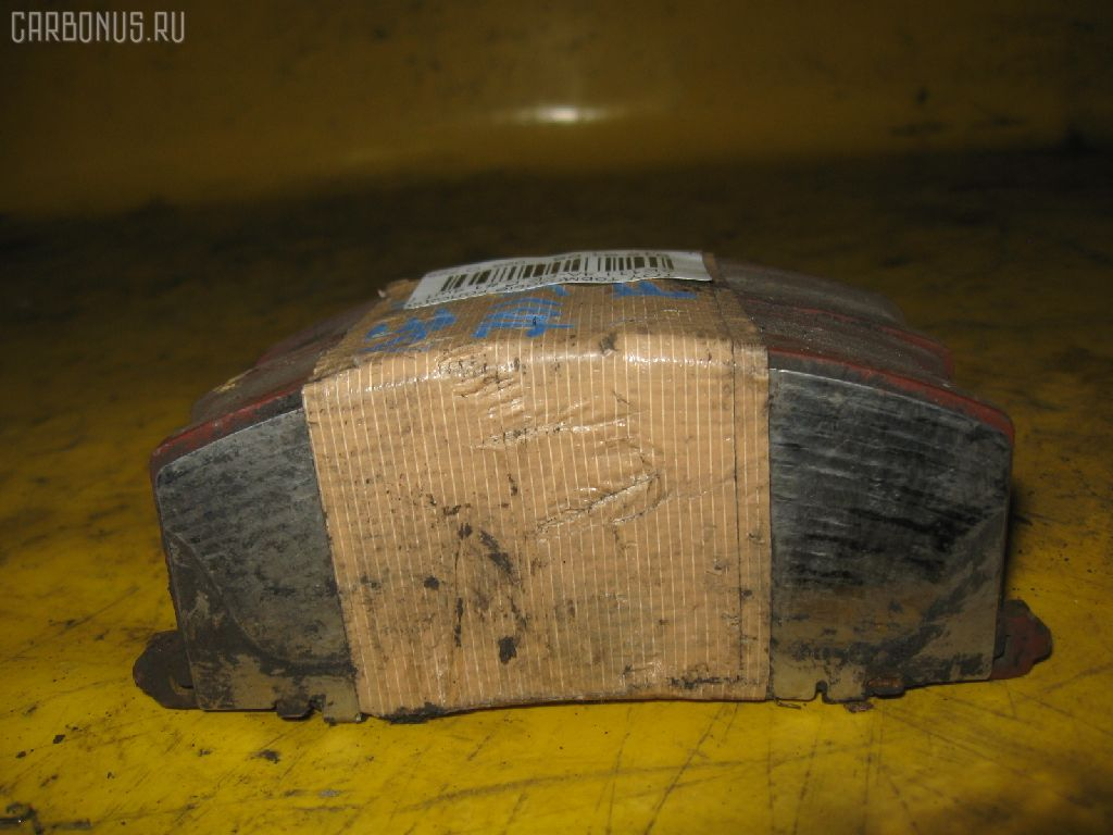 Тормозные колодки TOYOTA AE111 4A-FE. Фото 5