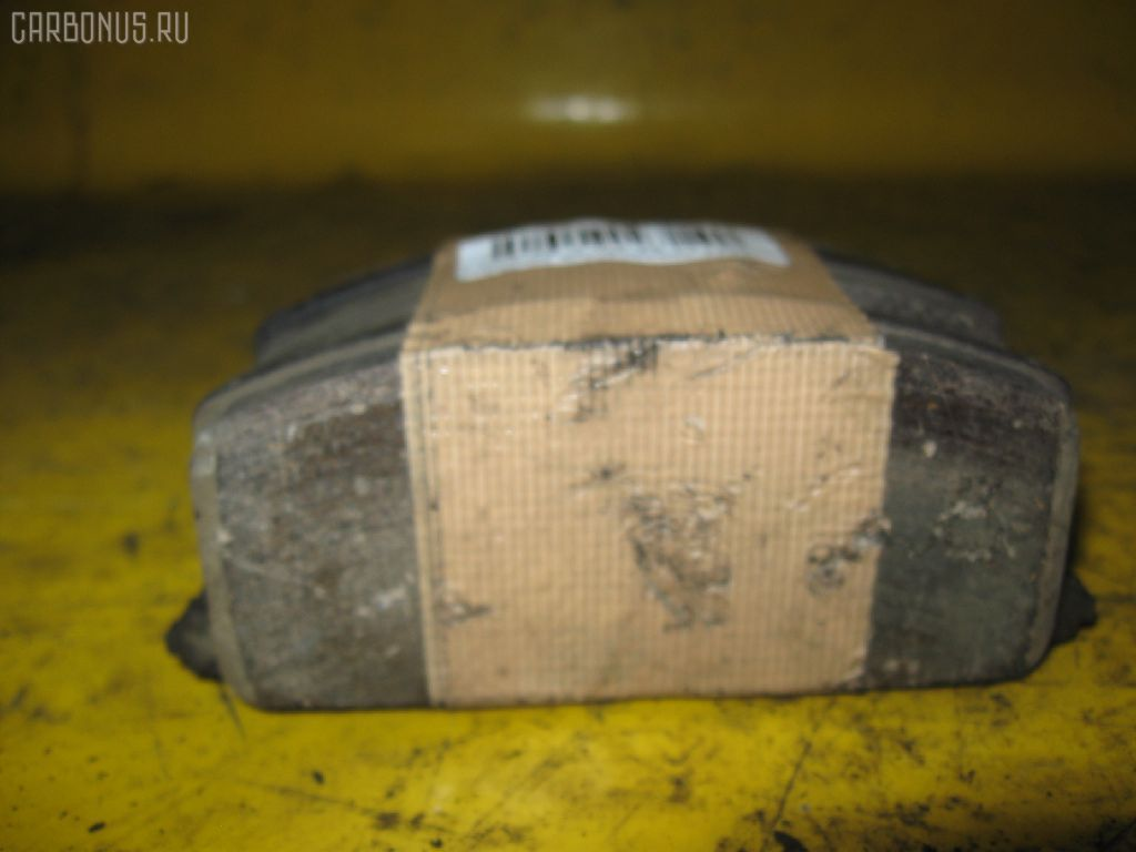 Тормозные колодки TOYOTA AE111 4A-FE. Фото 6