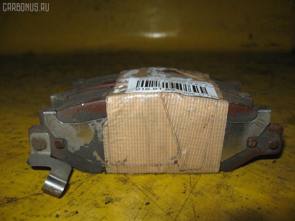 Тормозные колодки TOYOTA JZX100 1JZ-GE. Фото 8