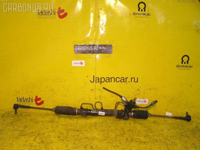 Рулевая рейка TOYOTA COROLLA II EL51 4E-FE. Фото 1