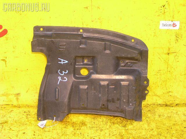 Защита двигателя NISSAN CEFIRO A32 VQ20DE. Фото 4