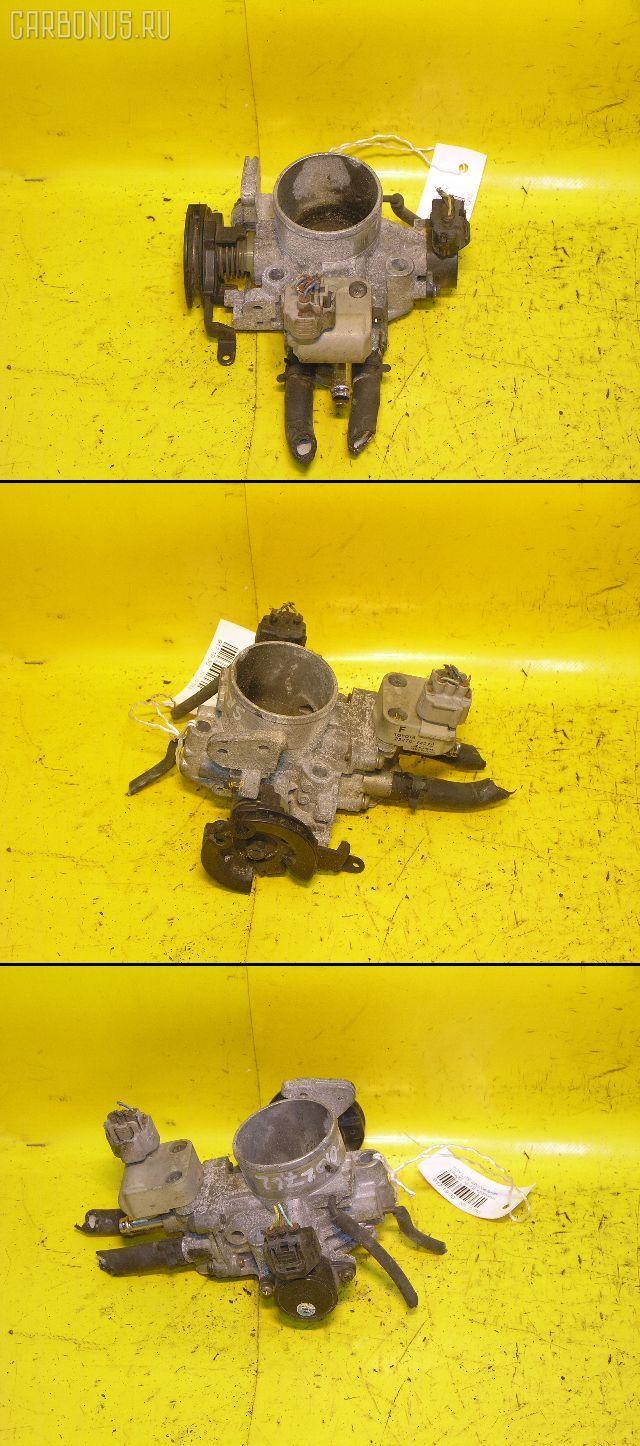 Дроссельная заслонка TOYOTA LITE ACE NOAH SR40G 3S-FE. Фото 6