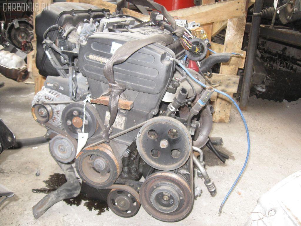 Двигатель TOYOTA SPRINTER CARIB AE111G 4A-GE. Фото 6