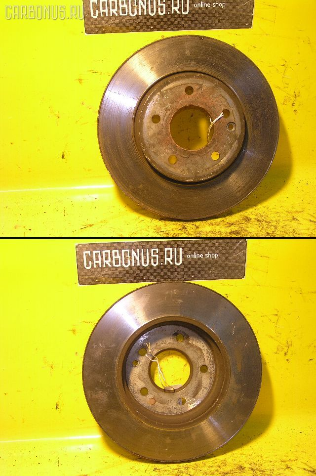 Тормозной диск MERCEDES-BENZ C-CLASS W202.028 104.941. Фото 7