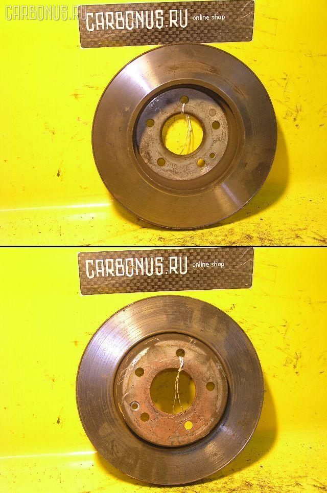 Тормозной диск MERCEDES-BENZ C-CLASS W202.028 104.941. Фото 8