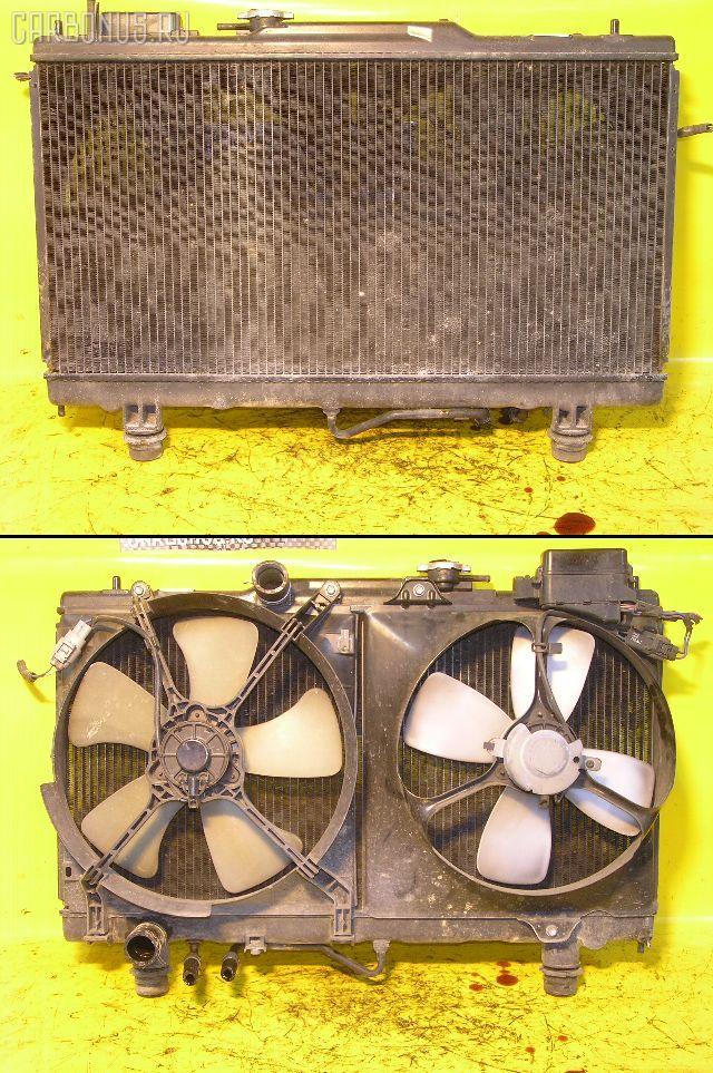 Радиатор ДВС TOYOTA CARINA AT210 4A-FE. Фото 7