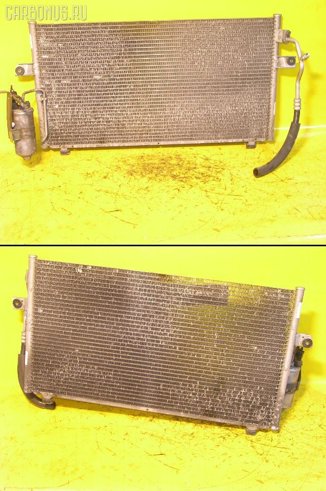 Радиатор кондиционера NISSAN CEFIRO A33 VQ20DE. Фото 10