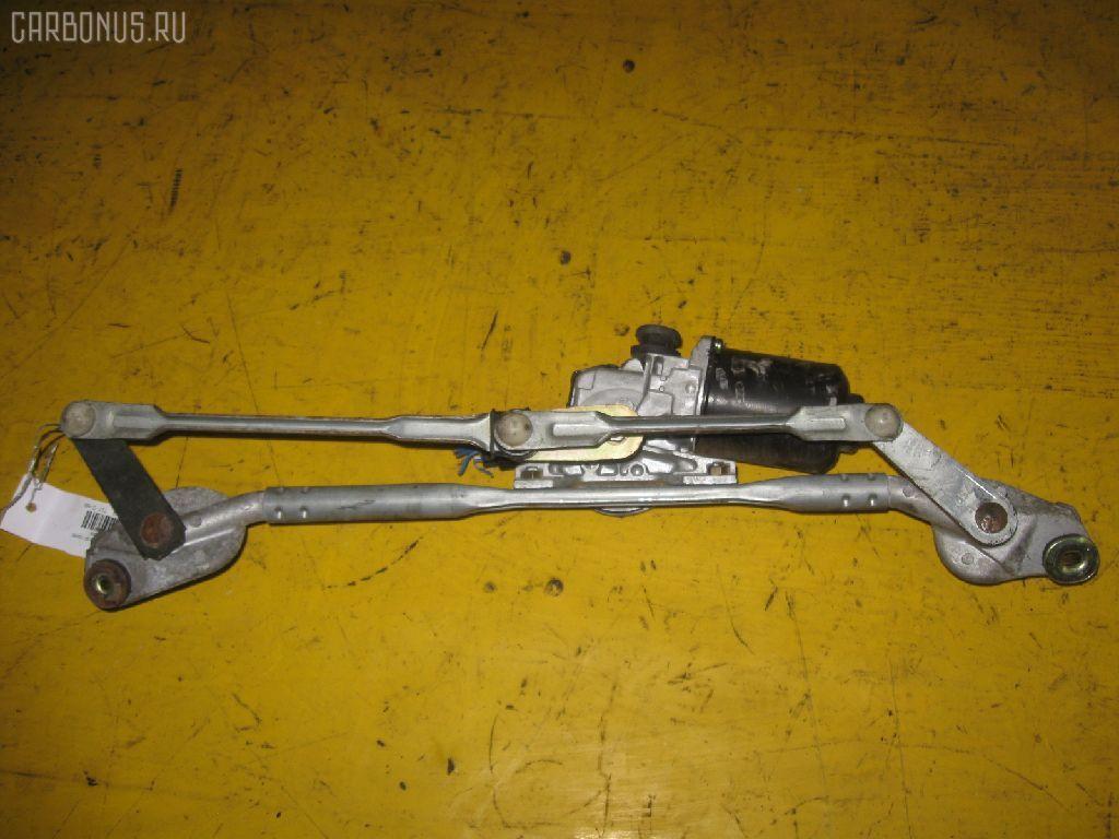 Мотор привода дворников TOYOTA COROLLA NZE121. Фото 9