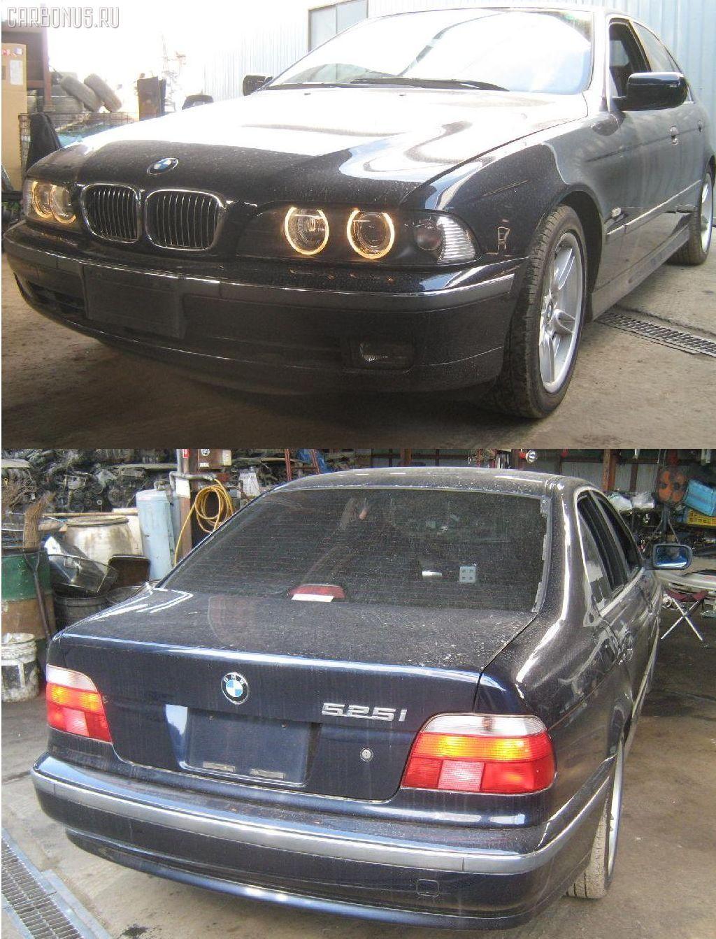 Суппорт BMW 5-SERIES E39-DM42 M52-256S4 Фото 2