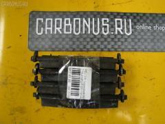 Тормозные колодки PEUGEOT 206 2ANFU NFU-TU5JP4 LUCAS 4252.29 Переднее