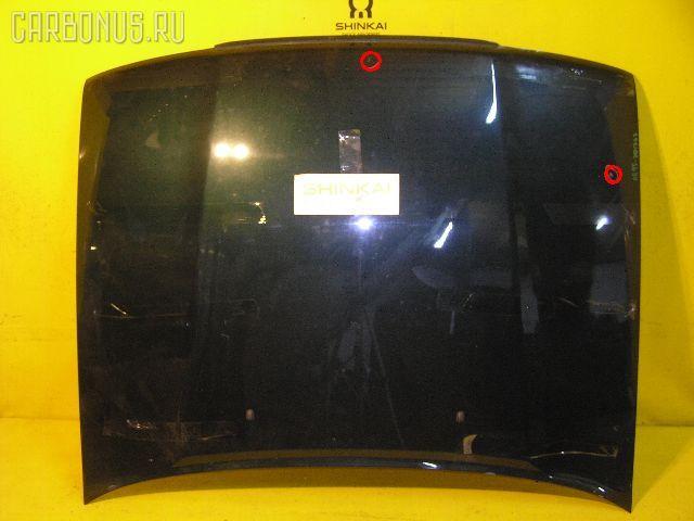 Капот TOYOTA SPRINTER CARIB AE95G. Фото 6